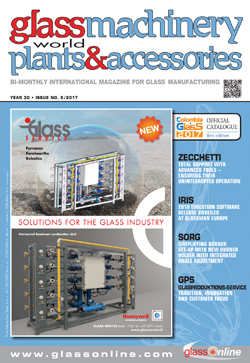 Cover of Glass Machinery Plants & Accessories n.5/2017