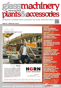 Cover of Glass Machinery Plants & Accessories n.6/2017