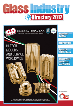 Cover of World Glass Directory n.1/2017