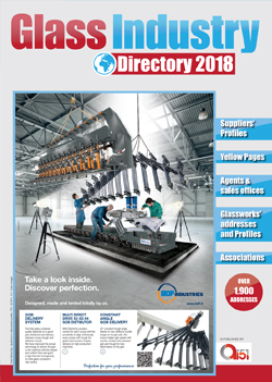 Cover of World Glass Directory n.1/2018